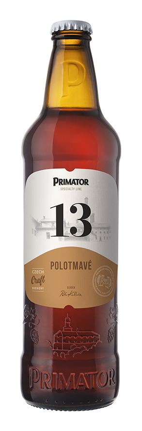 Primátor 13 Polotmavé (Tostada)