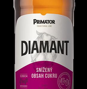 Primátor Diamant (bajo contenido en azúcar)