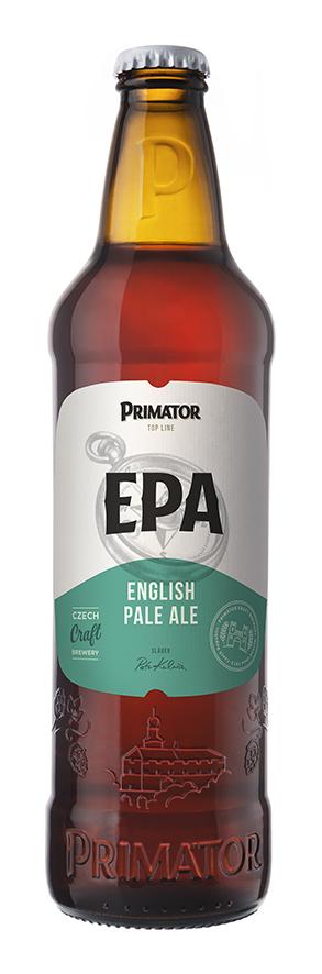 Primátor EPA / English Pale Ale